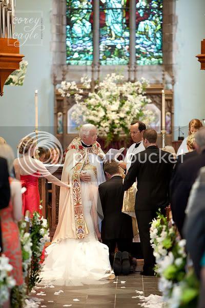 St James Episcopal Church Wedding