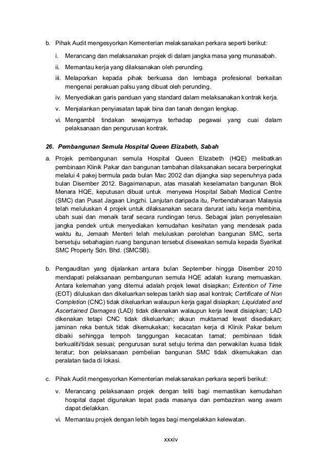 Contoh Surat Permohonan Audit Modif P