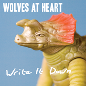 "Image of Wolves At Heart- 'Write It Down"" EP (CD)"
