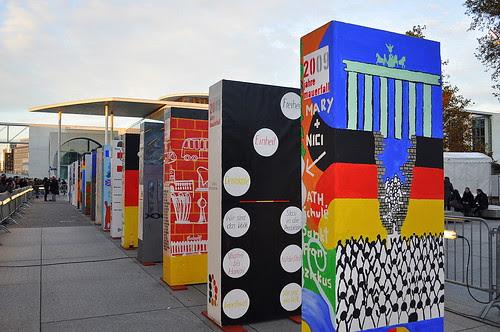 Dominosteine am Brandenburger Tor (6)