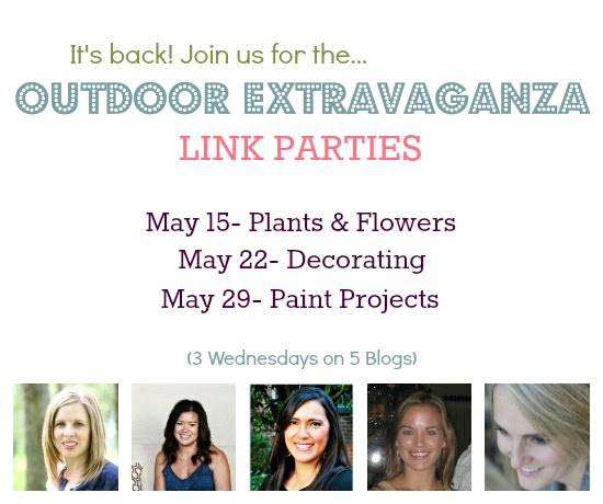 Outdoor Project Link Parties {Outdoor Extravaganza} 2013