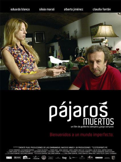 Pájaros muertos (Guillermo Sempere, Jorge Sempere, 2.008)
