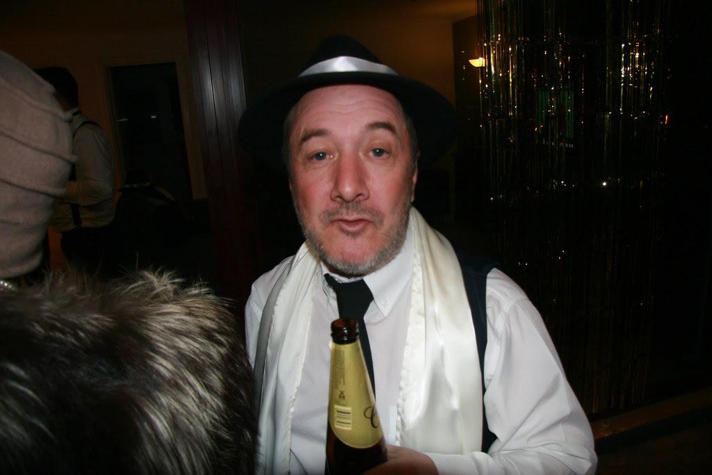 Tony Robinson(Baldrick) AKA Tony