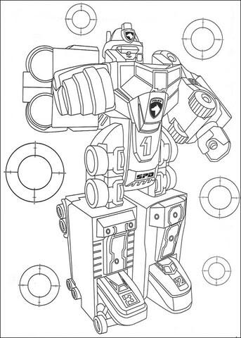 Disegno Di Transformer Da Colorare Disegni Da Colorare E Stampare