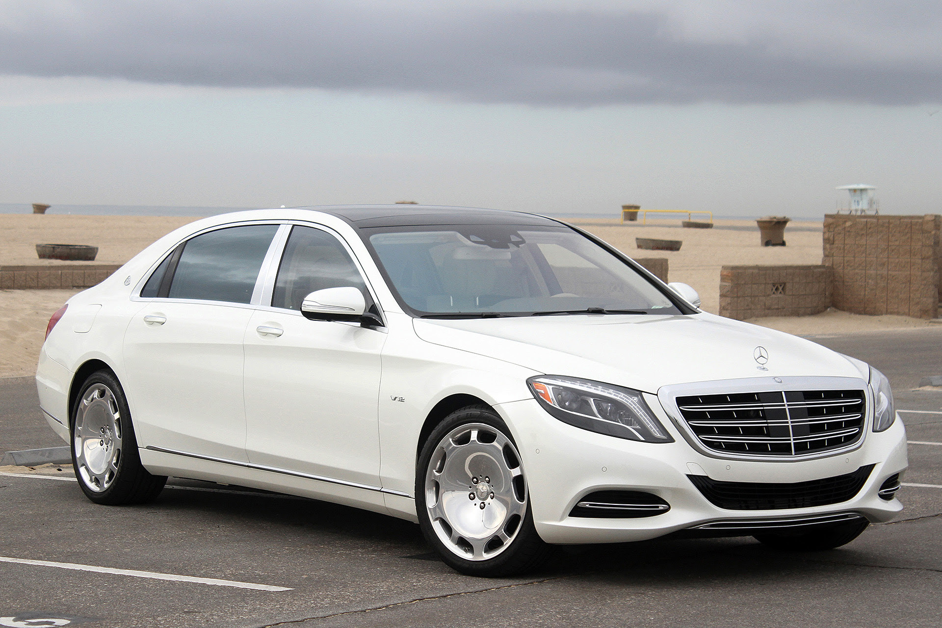 Mercedes-Benz Maybach S Prices, Reviews and New Model ...