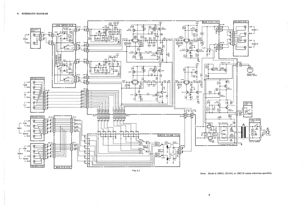dbx crossover wiring diagram image 6