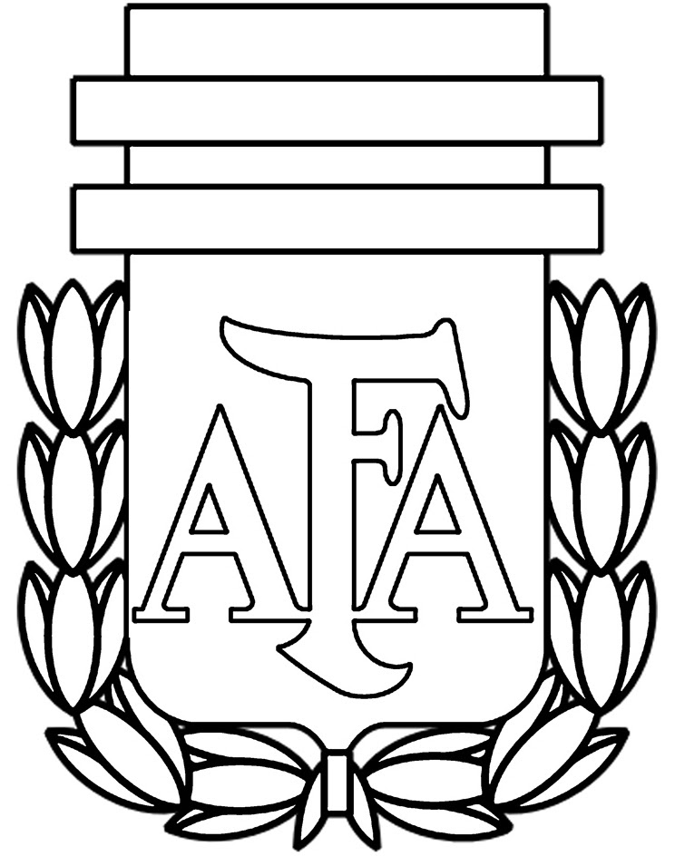 Logo De Foot Coloriage Az Coloriage