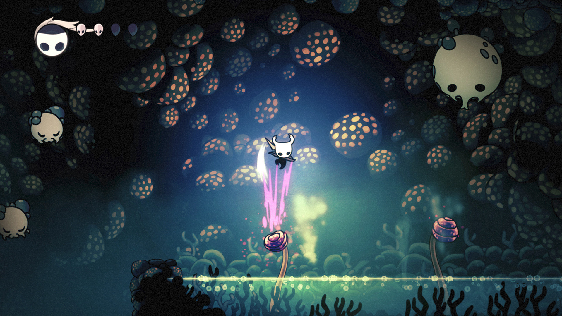 Hollow Knight lands its first free DLC pack in July screenshot