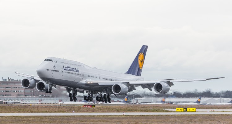 B747-81 Lufthansa Jurgen Mai