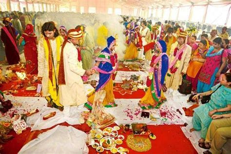 80 Hindu couples to tie knot in mass wedding ceremony on