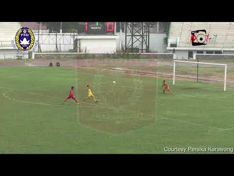 PERSIKA MENANG TELAK 4-1 ATAS TAMUNYA SOLOK FC