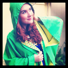 Green Poncho - June 11 (13)