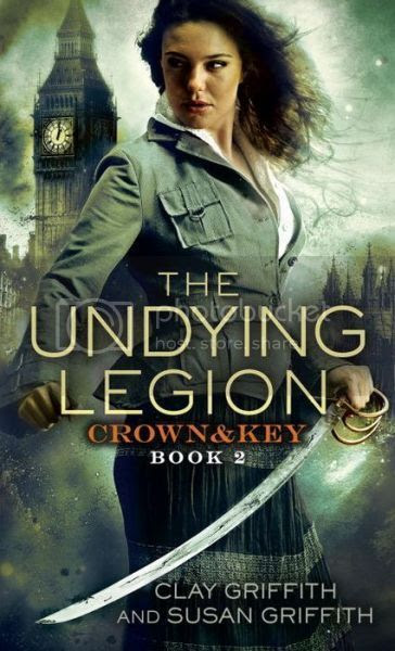 The Undying Legion Cover