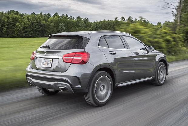 2017 Mercedes-Benz GLA-Class: New Car Review - Autotrader