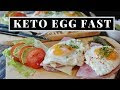 Keto Egg Fast | How I Lost 84 Pounds Full Guide.