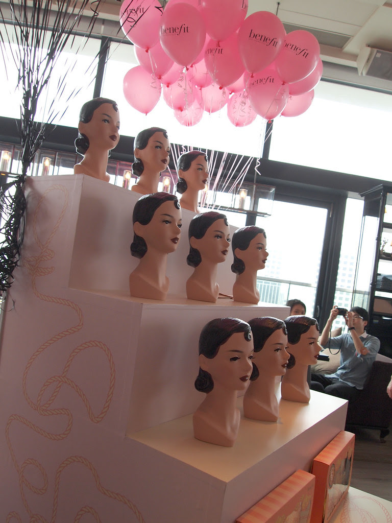benefit founder party hong kong