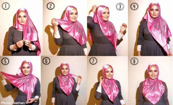 Hijab Style Modern Praktis