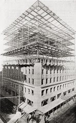 Louis Sullivan -- Wainwright Building, construction