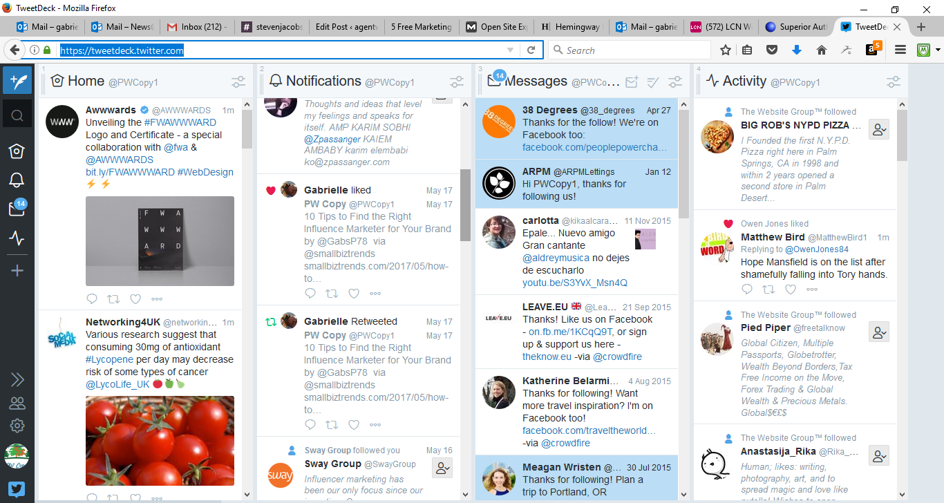 50 Free Marketing Tools Any Small Business Can Use - Tweetdeck