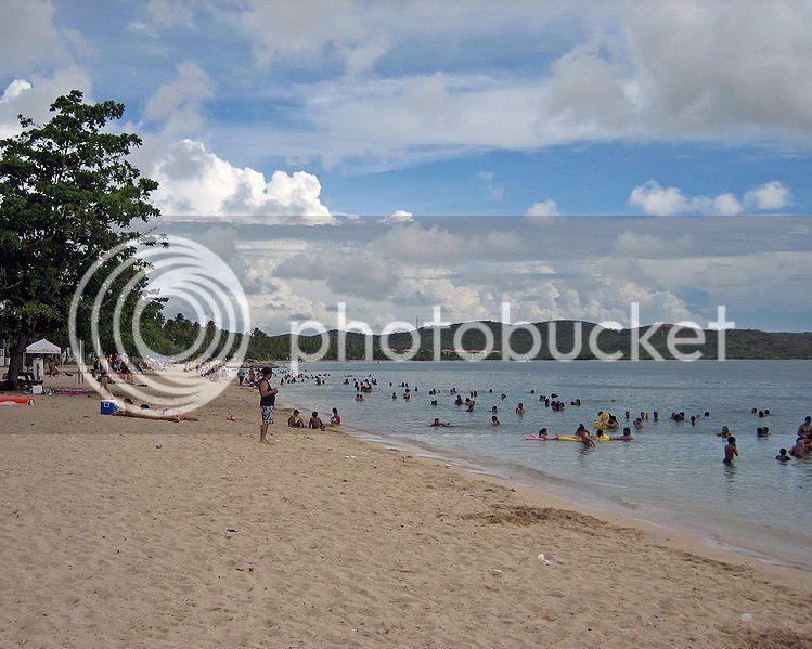 Boqueron Beach in Puerto Rico