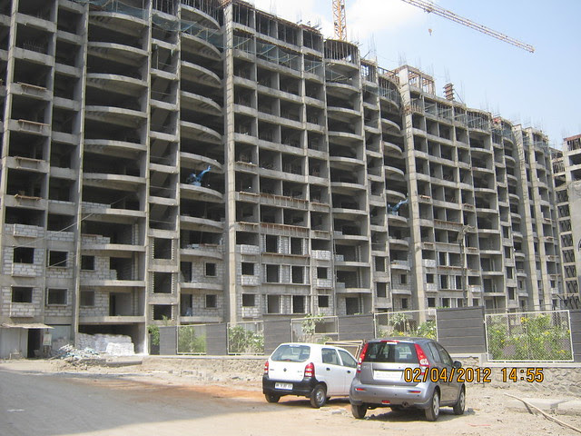 Sunway - Megapolis Smart Homes 2, Hinjewadi Phase 3, Pune 411057 - A 3, 2, 1 Buildings & Sports facilities