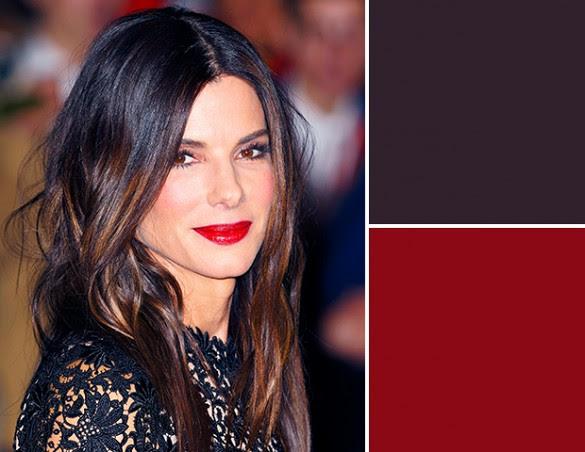 Comment Assortir Son Maquillage Des Yeux Avec Son Rouge à
