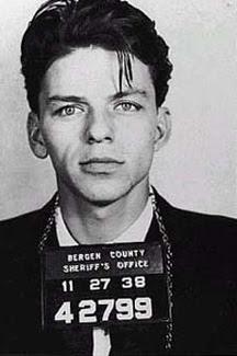 Frank Sinatra | Mugshot | Tacky Harper's Cryptic Clues