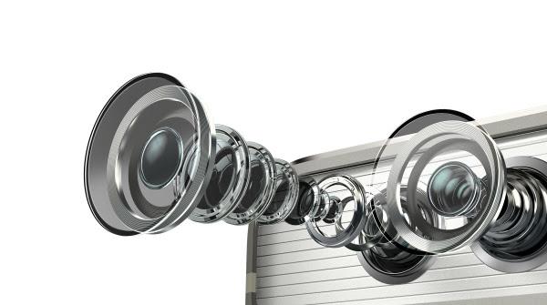 La doppia fotocamera di Huawei P9