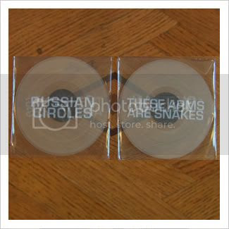 These Arms Are Snakes/Russian Circles Split