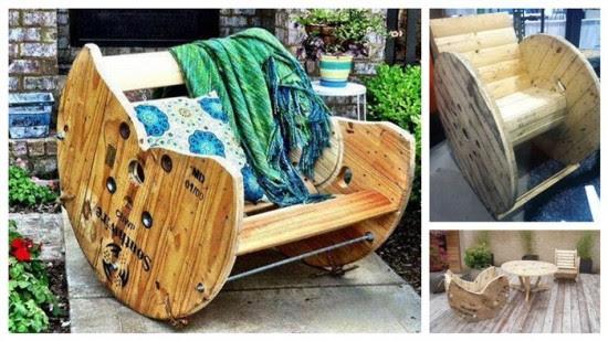 15 Diy Wood Wire Spool Furniture Ideas And Tutorials