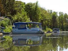 Parc de la Rivière-des-Mille-Îles, 11 September 2011, riverboats