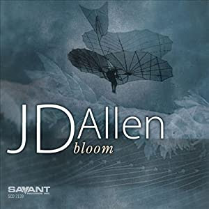 JD Allen - Bloom cover