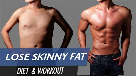 lose skinny fat  gain muscle diet workout