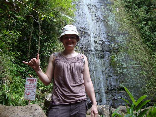 Manoa Falls hike 4/30/13
