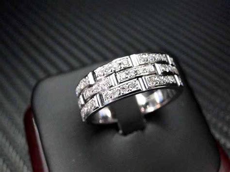 ideas  mens diamond wedding bands