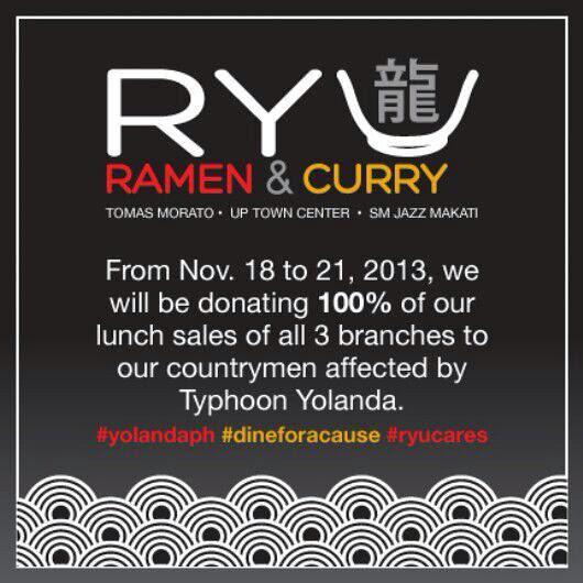 Ryu Ramen Curry