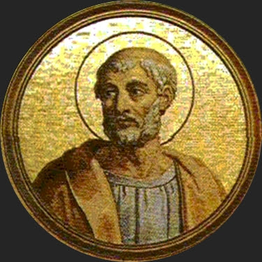 ST. CLEMENT I, Pope, Martyr