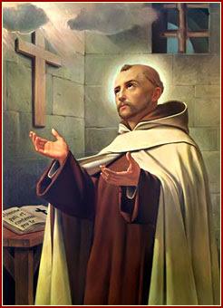 SAN JUAN DE LA CRUZ, Confesor y Doctor de la Iglesia