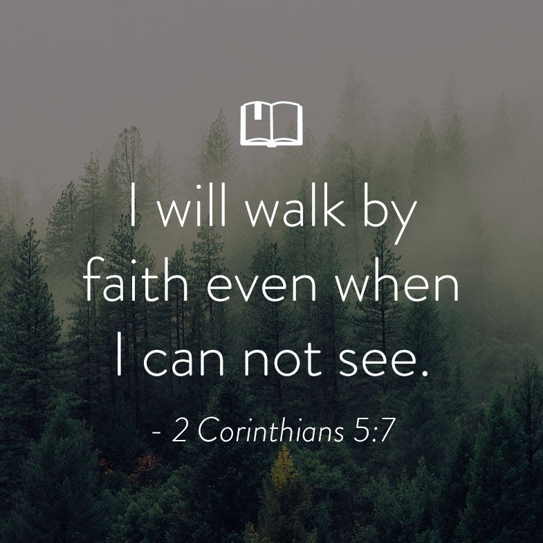 Quotes About Walk By Faith 45 Quotes