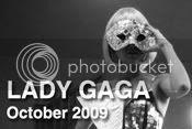 Lady GaGa - Oct 2009