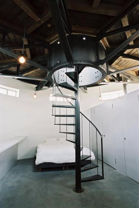 Diseño de escaleras #7