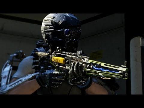شاهد الإعلان الجديد للمحتوى الإضافى الخاص بالأسلحة فى Call of Duty: Advanced Warefare