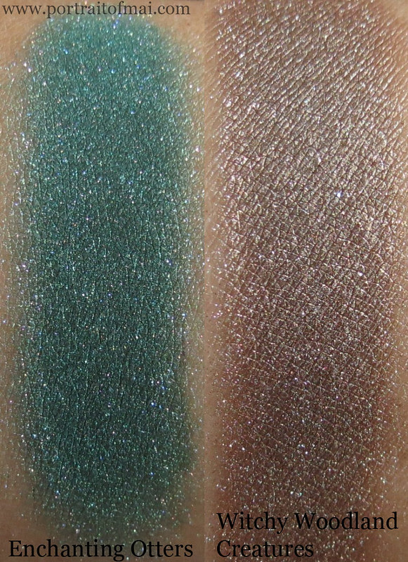 Fyrinnae enchanting otters and witchy wonderland