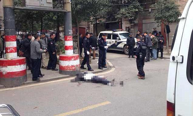 Five people have been stabbed to death in Changsha, the capital of China's southern Hunan province
