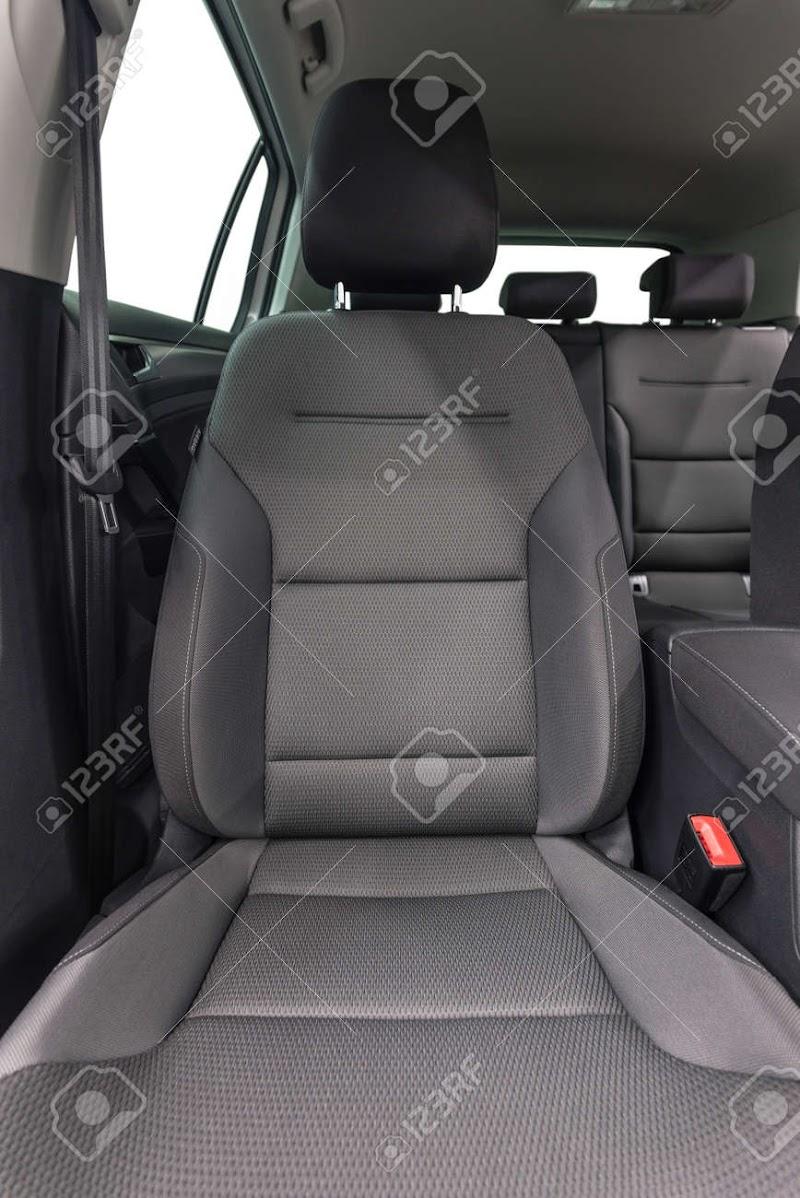 Car Interior Passenger Seat