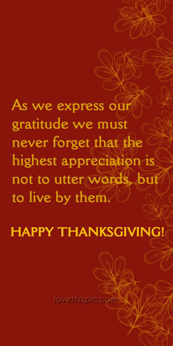 Gratitude Quotes For Service. QuotesGram