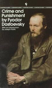 Fyodor Dostoevsky, 'Crime and Punishment' (1866)