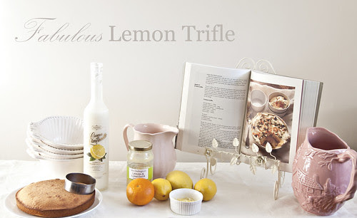 Fabulous Lemon trifle