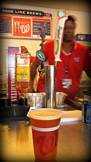 Local beer at Nationals (04)