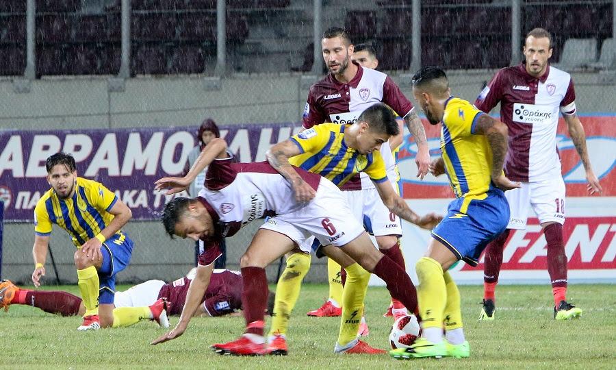 Αποτέλεσμα εικόνας για Παναιτωλικός-ΑΕΛ Super League ποδόσφαιρο